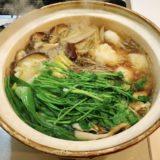 【簡単鍋レシピ】秋田名物だまこ鍋の作り方!【野菜たっぷり】