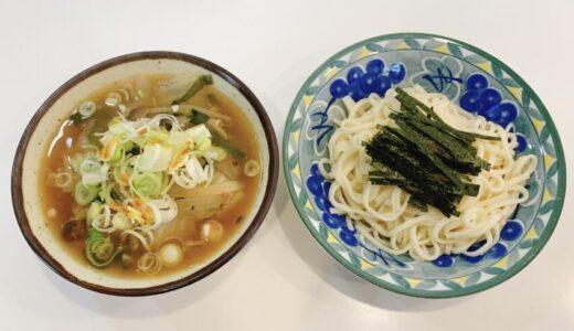 【ダシが旨すぎる!】消防レシピ・サバうどんの作り方【つけ麺レシピ】