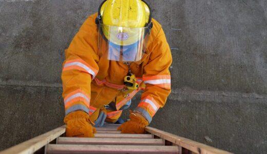 【消防学校とは?】消防学校の生活5月編その④【救助訓練と三連はしご訓練】
