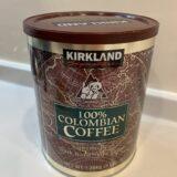 コストコの【カークランド】コロンビアコーヒーはアイスで美味しい!